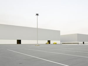 Warehouse in Vilar-Real, Spain