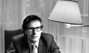 'A voice like sandpaper and a machine-gun laugh' ... economist Patrick Minford.