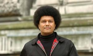 Jimi Jagne, now a community activist and entrepreneur.