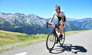 Peter Kimpton Haute Route