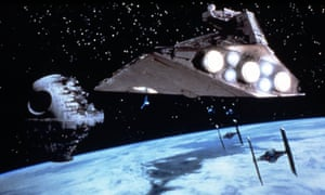 Star Wars: Aftermath concerns events after the death star's destruction in Return of the Jedi