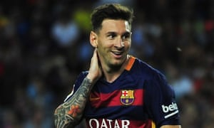Lionel Messi has not trained since returning from international duty with Argentina.