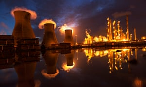 Ineos's Grangemouth oil refinery