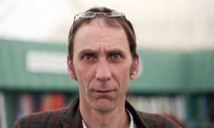 Will Self at The Hay Festival, 2013