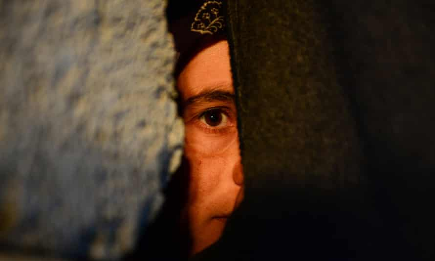 27-year-old Bahar was captured, raped and tortured  by Isis