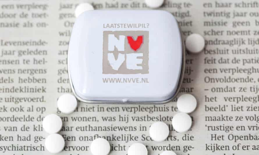 NVVE and Levenseindkliniek help people with assisted dying when they have been refused by their GP.