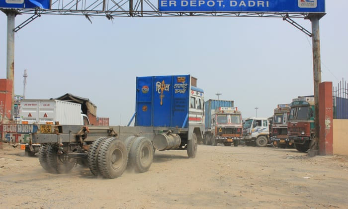 Image result for dadri container depot
