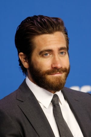 Jake Gyllenhaal at the Demolition press conference.
