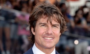 Tom Cruise is playing drug runner pilot Barry Seal in the film Mena.