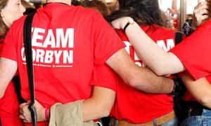 Will Jeremy corbyn's fans turn against him?
