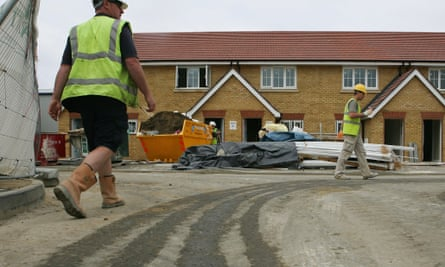 Building hundreds of thousands of new homes should be a priority.