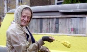 Lady in the Van.