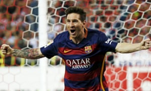 e4f1d61f733 Lionel Messi keeps Barcelona on top with late winner at Atlético ...