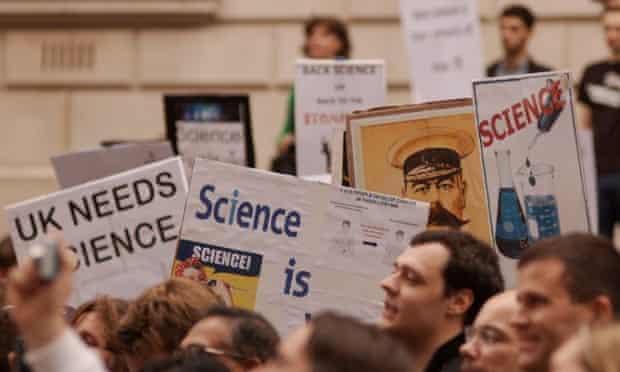 Science Is Vital!