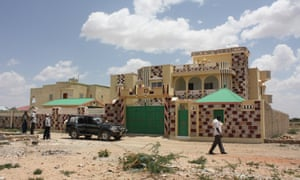 A residential house in Hargeisa