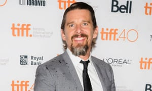"""I don't believe that the drugs helped Chet Baker play. I believe that he believed it."" ... Ethan Hawke at the Toronto film festival."