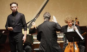 Iestyn Davies at the Wigmore Hall, Sept 2015