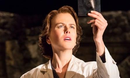 Nicole Kidman as Rosalind Franklin