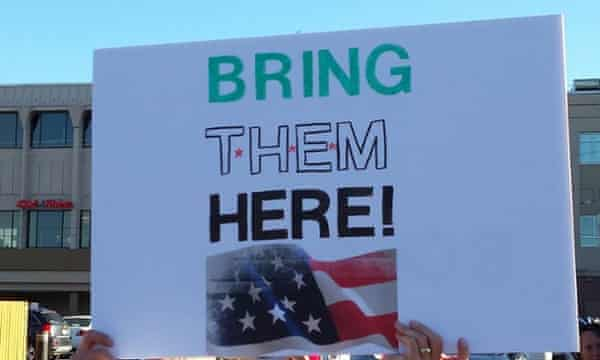Bring them here