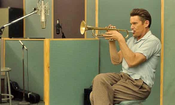 Born to be Blue review – Ethan Hawke jazzes up unconventional Chet Baker  biopic | Toronto film festival 2015 | The Guardian