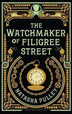 Jacket of The Watchmaker of Filigree Street.