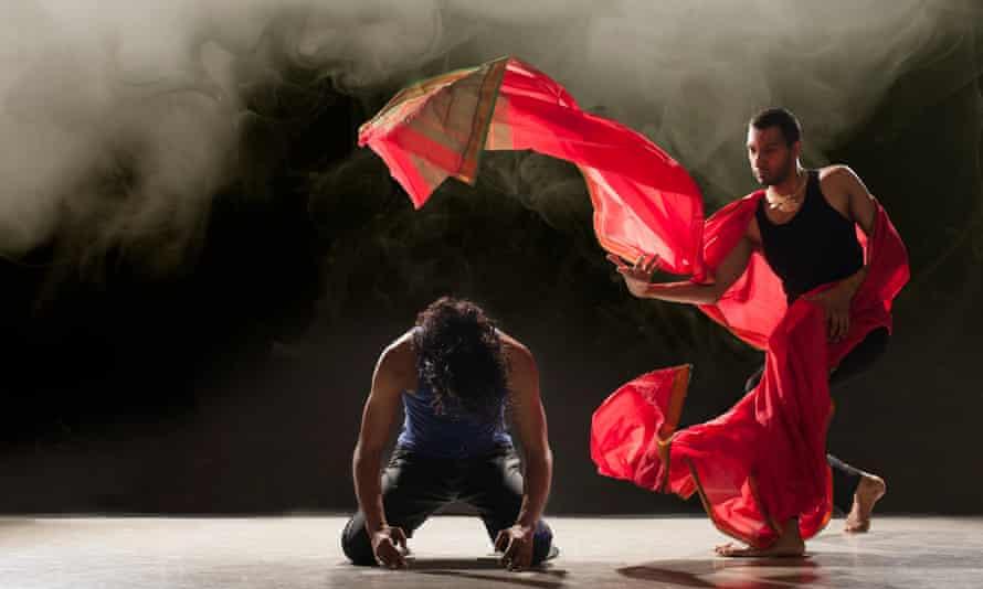 Shobana Jeyasingh Dance, Material Men