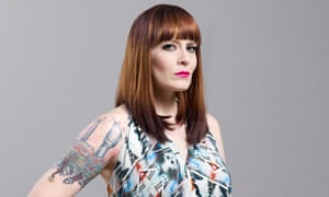 They're not coming to get us … Ana Matronic.