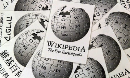 Wikipedia is published in more than 300 languages