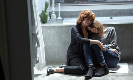 'A breezy, amiable watch' ... Susan Sarandon and Rose Byrne in The Meddler.