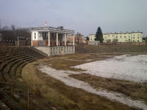 Your photos of abandoned sports venues | Football | The
