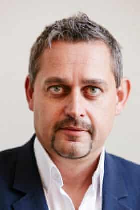 Headshot of Dominic Waughray Head of public-private partnerships, World Economic Forum