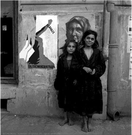 lee miller homeless children budapest