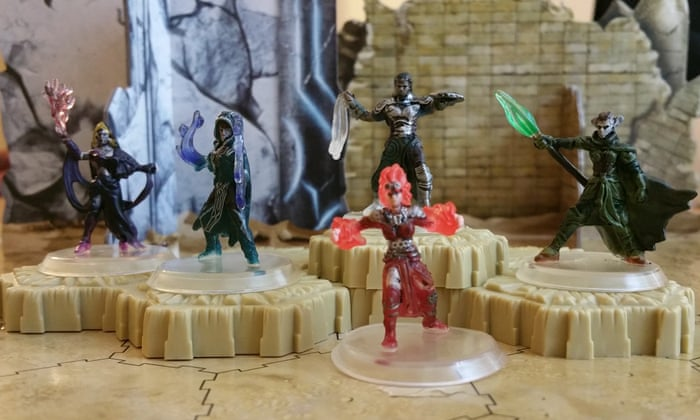 Arena of the Planeswalkers review: spell-slinging combat taken to a