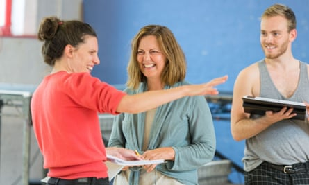 Ellen McDougall directs Greta Scacchi in The Glass Menagerie