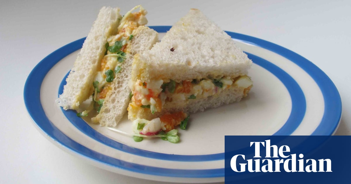 How to make the perfect egg mayonnaise sandwich   Food   The