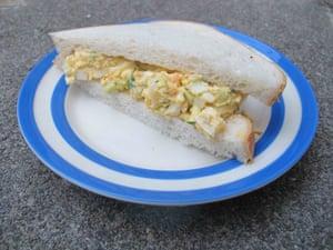 Kenji-López-Alt's egg salad sandwich.