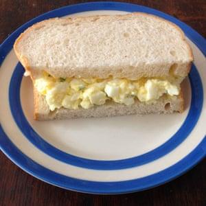 Helen Graves's sandwich.
