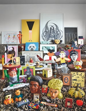 KimHastreiter's collection of contemporary art