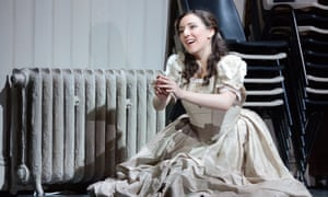 'Superbly sung': Rosa Feola as Elvira in IPuritani.