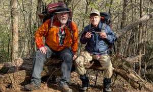 A Walk In The Woods Review Robert Redford Takes An Uphill Trudge