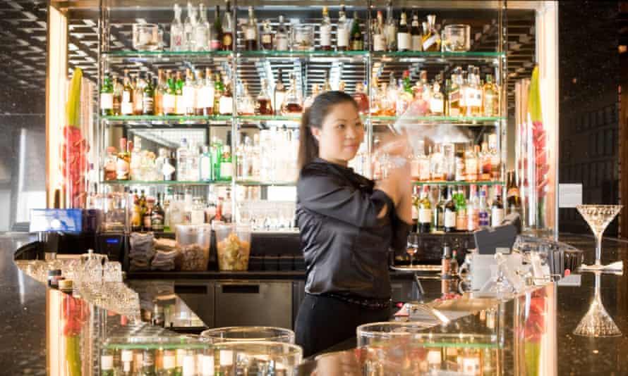 China bar cocktails