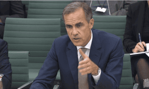 Carney at Select Committee