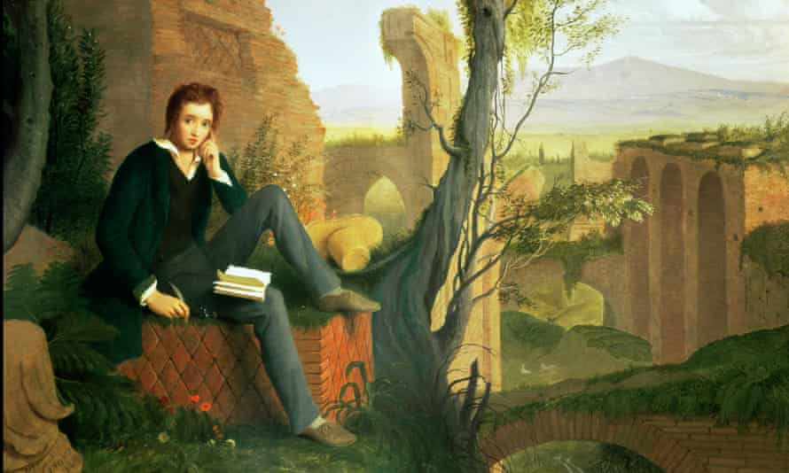 A Life worth reliving … Percy Bysshe Shelley, subject of Richard Holmes' revolutionary biography