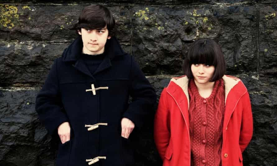 Roberts and Yasmin Paige in Submarine.