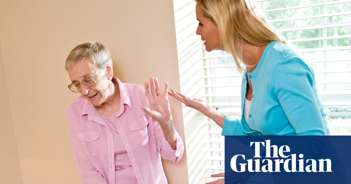 My sister is bullying my mother | Life and style | The Guardian