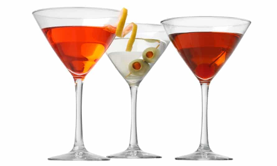 Stick to classic cocktails …