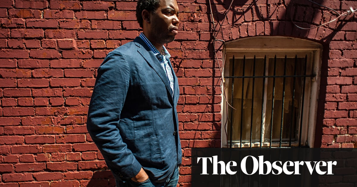 c511cd9e9450 How Ta-Nehisi Coates s letter to his son about being black in America  became a bestseller