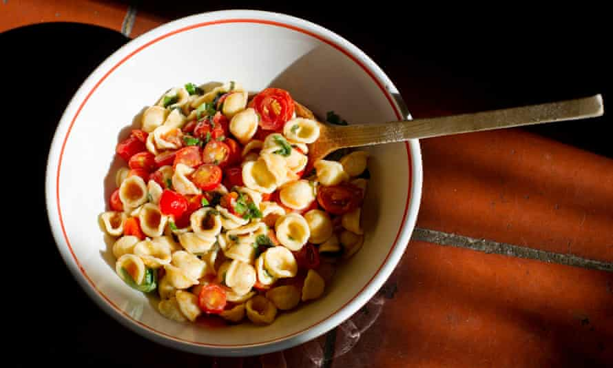 Southern Italian tomato pastaChef Angela Hartnett's recipiesCommissioned for g2