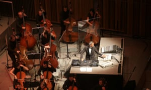 One Man Spaceship: Jeff Mills in Porto with Orchestra Sinfonico do Porto