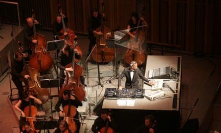 One Man Spaceship: Jeff Mills in Porto with Orchestra Sinfonico do Porto